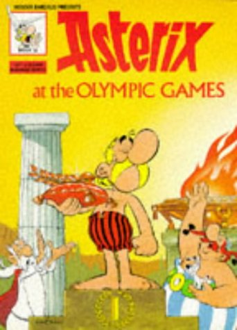 9780340191699: Astérix at the Olympic Games (version anglaise)