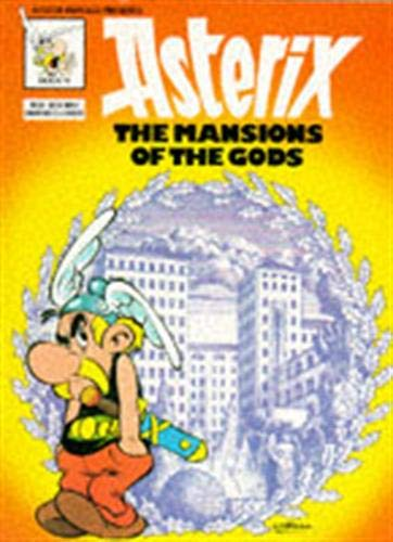 The Mansion of the Gods (Asterix Series): Rene Goscinny