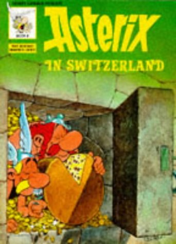 9780340192702: ASTERIX IN SWITZERLAND (ASTERIX CHEZ LES HE (Classic Asterix paperbacks)