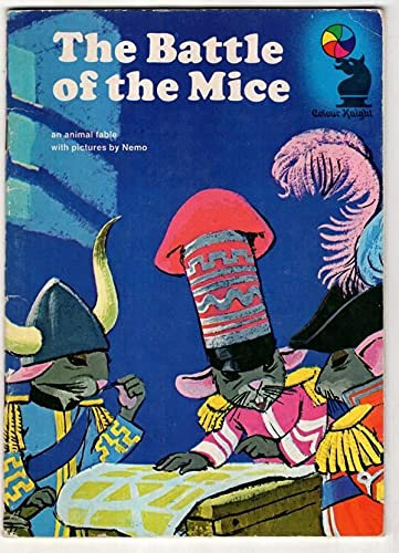 9780340192900: The Battle of the Mice (Knight Colour Picture Books)