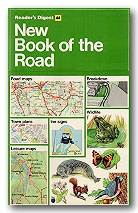 9780340192979: Reader's Digest AA New Book of the Road