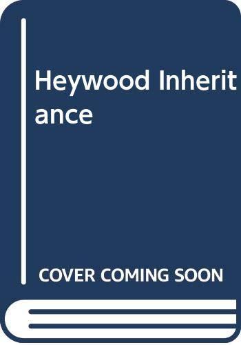 9780340193938: Heywood Inheritance