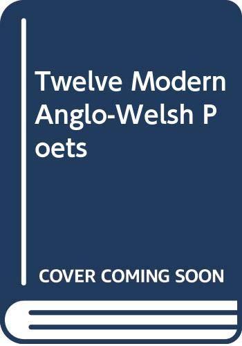 Twelve Modern Anglo-Welsh Poets: Dale-Jones, Don; Jenkins,