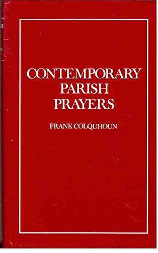 9780340196229: Contemporary Parish Prayers