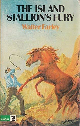 Island Stallions Fury (Knight Books)