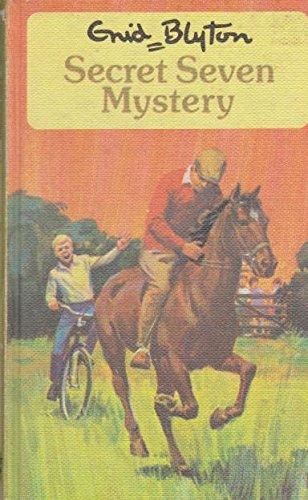 9780340198315: Secret Seven Mystery
