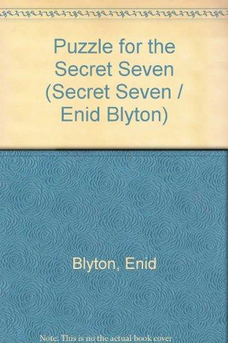 9780340198346: Puzzle for the Secret Seven (Secret Seven / Enid Blyton)