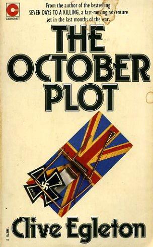 9780340198704: October Plot (Coronet Books)
