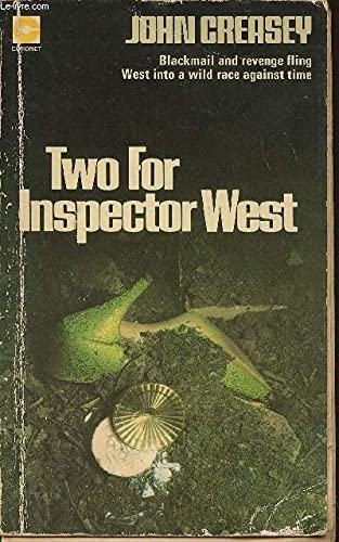 9780340199176: Two for Inspector West (Coronet Books)