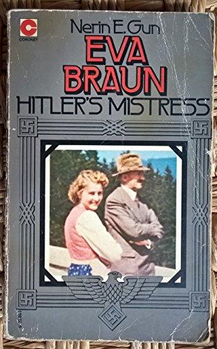 9780340199329: Eva Braun: Hitler's Mistress (Coronet Books)