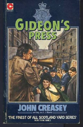 9780340200131: Gideon's Press (Coronet Books)