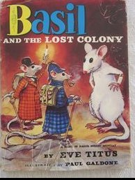 9780340200407: Basil and the Lost Colony