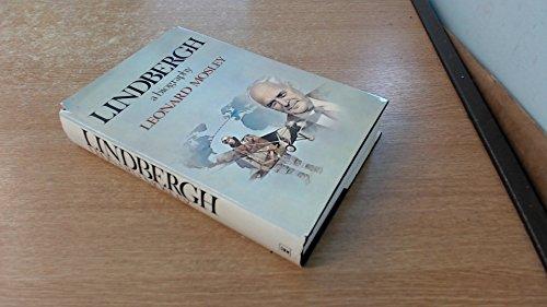 9780340201176: Charles Lindbergh