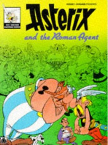 9780340202852: Asterix and the Roman Agent (Knight Colour Picture Books)