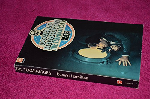 The Terminators: Donald HAMILTON