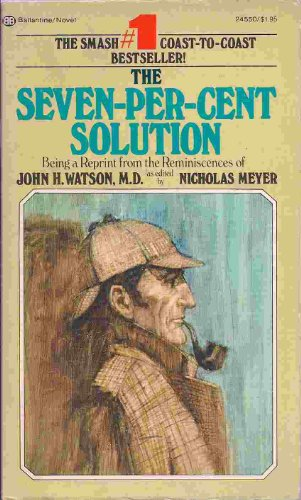 9780340204535: The Seven-Per-Cent Solution