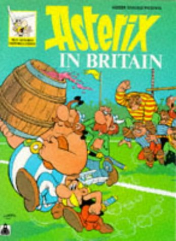 9780340206386: ASTERIX IN BRITAIN BK 3 PKT (Knight Books)