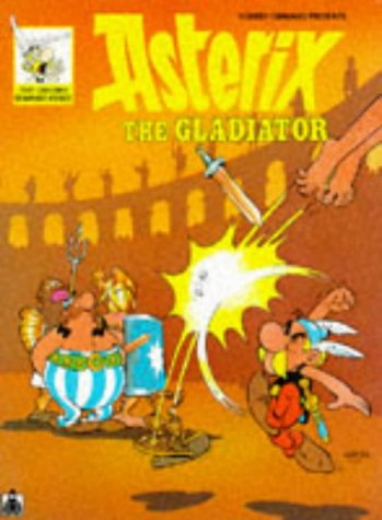 9780340206393: ASTERIX THE GLADIATOR (Asterix anglais)
