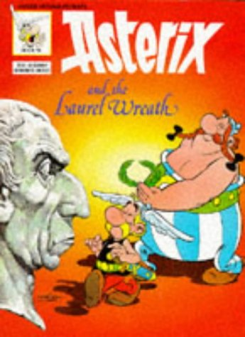 asterix and the laurel wreath pdf