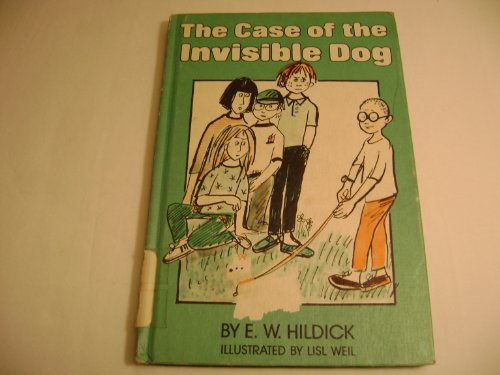 9780340207116: The case of the invisible dog (A McGurk mystery)