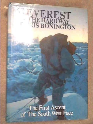 9780340208335: Everest the Hard Way