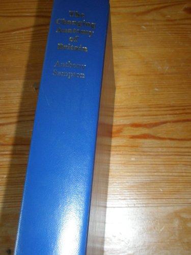 9780340209646: Changing Anatomy of Britain