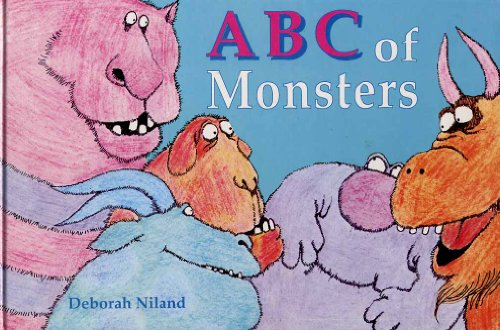 9780340209851: ABC of Monsters