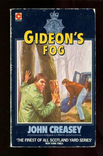 9780340212332: Gideon's Fog