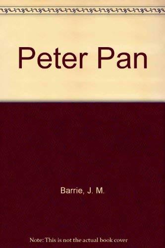 9780340213902: Peter Pan