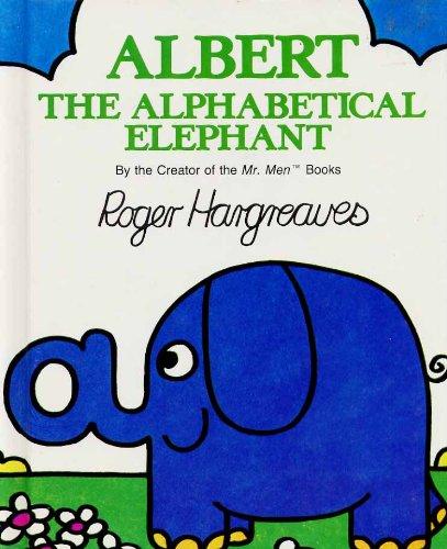 9780340213957: Albert the Alphabetical Elephant