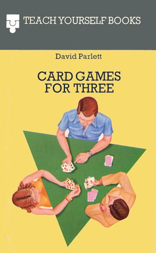 9780340215197: Card Games for Three