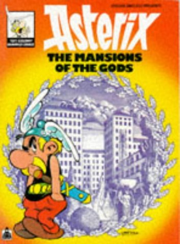 9780340215388: Asterix Mansions Of Gods BK 11 (Knight Colour Picture Books)