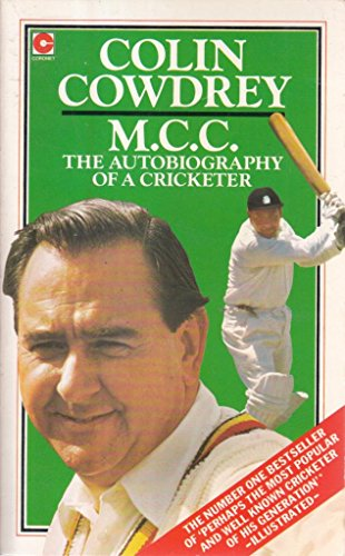 9780340215708: M. C. C.: Autobiography of a Cricketer (Coronet Books)
