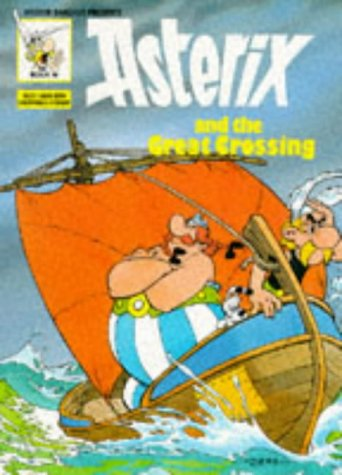 9780340215890: Asterix & the Great Crossing (Classic Asterix Paperbacks)