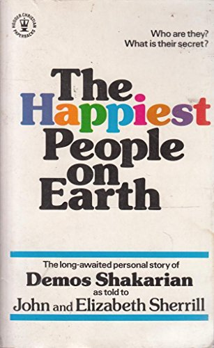 9780340215999: The Happiest People on Earth: The Long-awaited Personal Story of Demos Shakarian