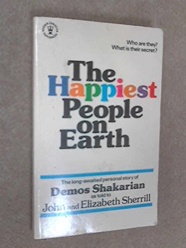 9780340215999: The Happiest People on Earth: The Long-awaited Personal Story of Demos Shakarian (Hodder Christian Paperbacks)