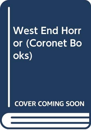 9780340218433: The West End Horror