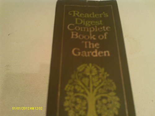 Reader's Digest complete book of the garden
