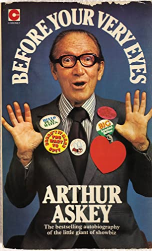 9780340219850: Before Your Very Eyes (Coronet Books)
