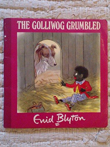 9780340221396: Golliwog Grumbled