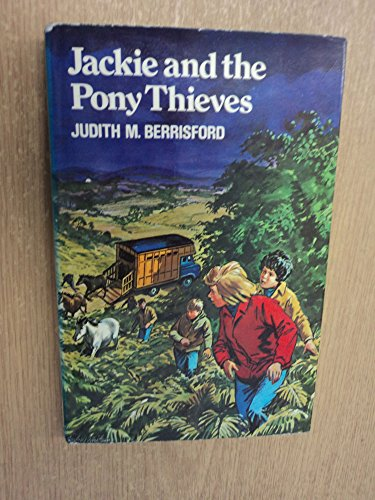 9780340221969: Jackie and the Pony Thieves ([Brock books])