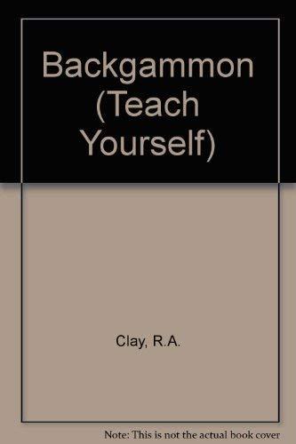 9780340222331: Backgammon (Teach Yourself)