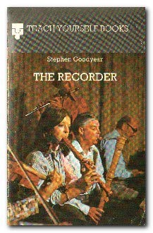 9780340222478: The Recorder (Teach Yourself Books)
