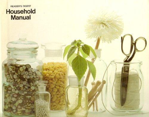 9780340222638: Reader's Digest household manual