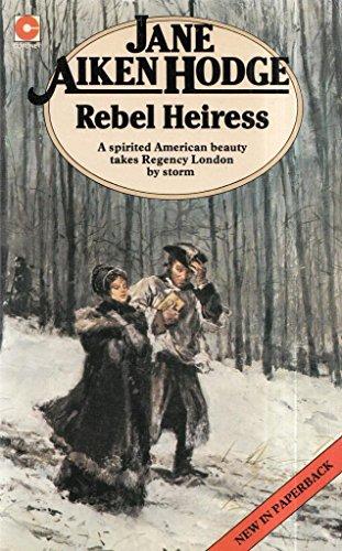 9780340222928: Rebel Heiress
