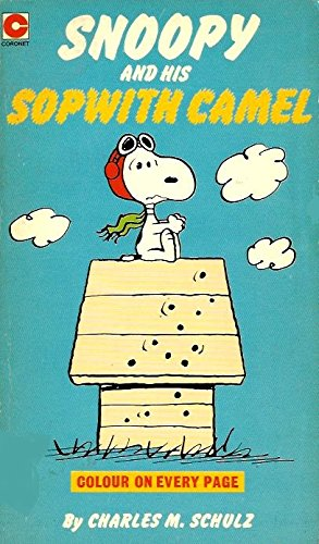 9780340223079: Snoopy and his Sopwith Camel (Color on Every Page)