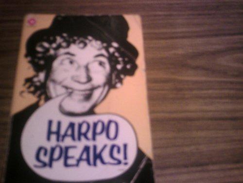9780340223086: Harpo Speaks! (Coronet Books)