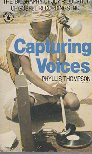 9780340224472: Capturing Voices (Hodder Christian paperbacks)