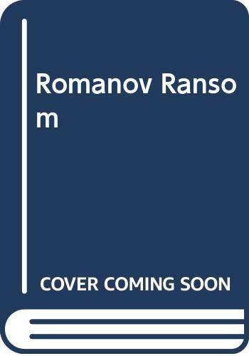 9780340224670: Romanov Ransom