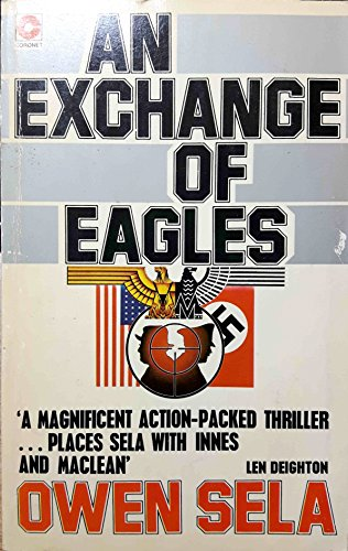 9780340225912: Exchange of Eagles (Coronet Books)